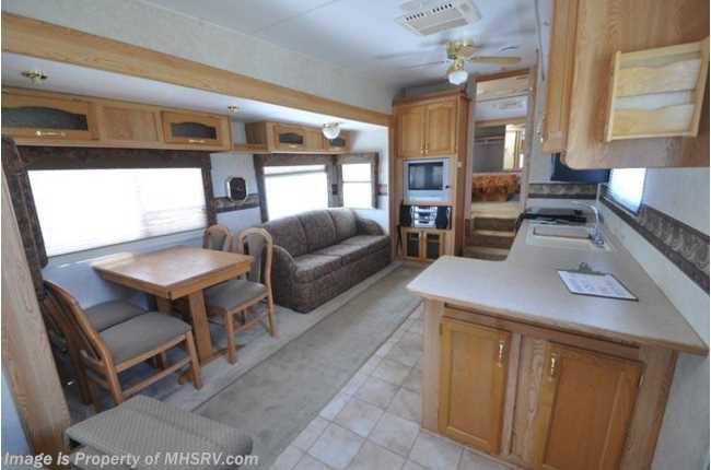 Used Fifth Wheel For Sale Tx >> Used 2002 Keystone Challenger