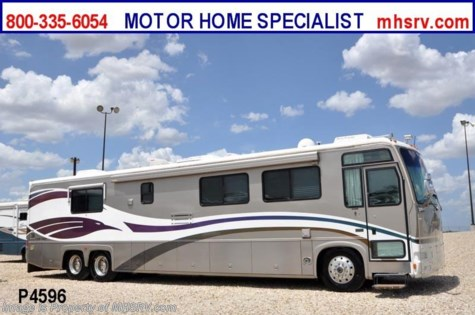 Used 2000 Gulf Stream Tour Master W/2 Slides (8430) Used RV For Sale For Sale by Motor Home Specialist available in Alvarado, Texas