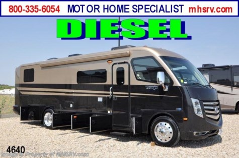 New 2011 Holiday Rambler Trip 32PBS W/Slide - Diesel RV for Sale For Sale by Motor Home Specialist available in Alvarado, Texas