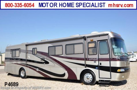 Used 2002 Monaco Windsor W/2 Slides (40PBD) Used RV For Sale For Sale by Motor Home Specialist available in Alvarado, Texas