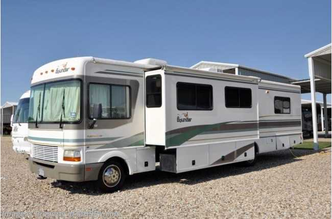 Used 2001 fleetwood bounder for Class a rv height