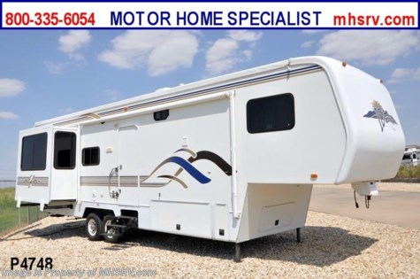 Used 1998 Alfa Ideal W/3 Slides (35RLT) Used 5th wheel RV For Sale For Sale by Motor Home Specialist available in Alvarado, Texas