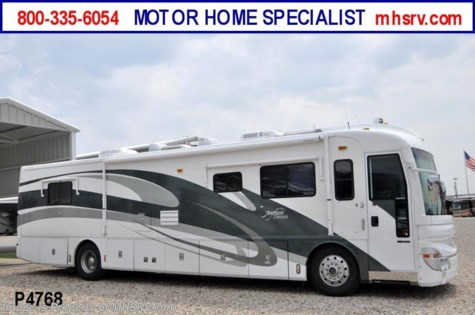 Used 2001 American Coach American Dream W/2 slides (40DMS) Used RV For Sale For Sale by Motor Home Specialist available in Alvarado, Texas