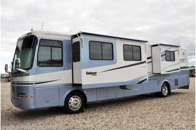 Used Motorhomes For Sale Texas >> Used 2003 Holiday Rambler Endeavor