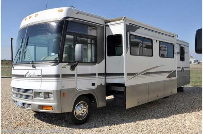 Used 2001 winnebago adventurer for Class a rv height