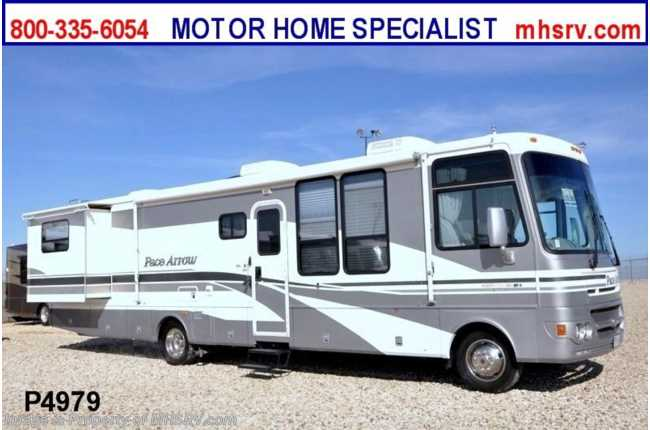 Used 2002 fleetwood pace arrow for Class a motorhome height