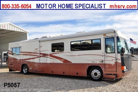 Used 2000 Country Coach Allure with slide For Sale by Motor Home Specialist available in Alvarado, Texas