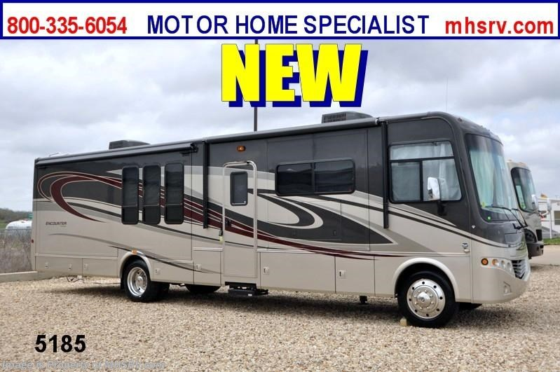 2012 coachmen rv encounter rv for sale w king bed 3 for Motor home specialist inc alvarado texas