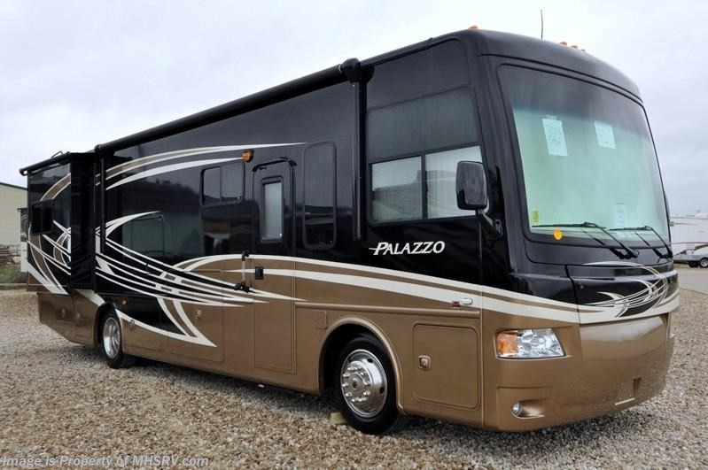 2013 Thor Motor Coach Rv Palazzo Diesel Rv For Sale W 2