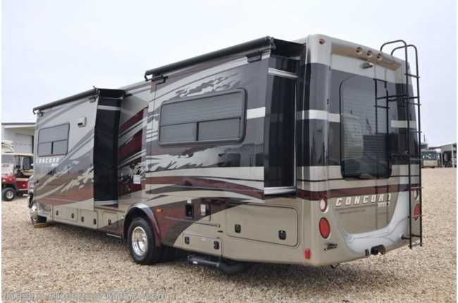New 2013 coachmen concord for Class a motorhome height