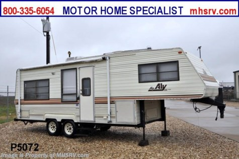 Used 1989 Skyline Aljo For Sale by Motor Home Specialist available in Alvarado, Texas