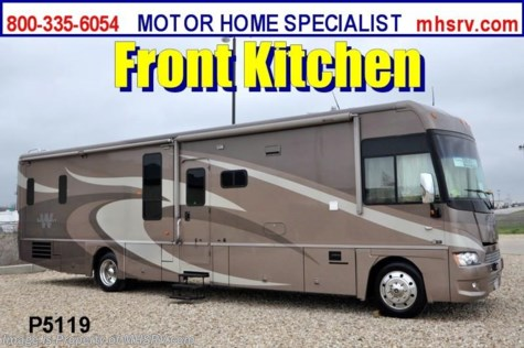 Used 2008 Winnebago Adventurer W/2 Slides (38T)  Used RV For Sale For Sale by Motor Home Specialist available in Alvarado, Texas