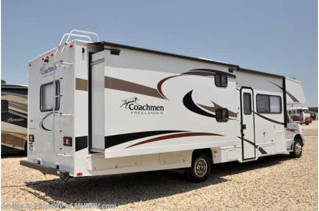 New 2013 coachmen freelander for Class a rv height