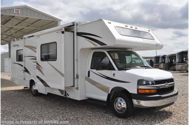 Used 2008 dutchmen dutchmen for Class a rv height