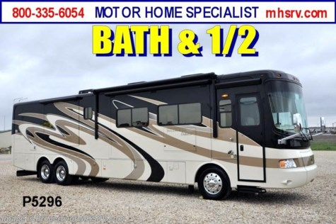 Used 2011 Holiday Rambler Endeavor W/3 Slides (43DFT) Used RV For Sale For Sale by Motor Home Specialist available in Alvarado, Texas