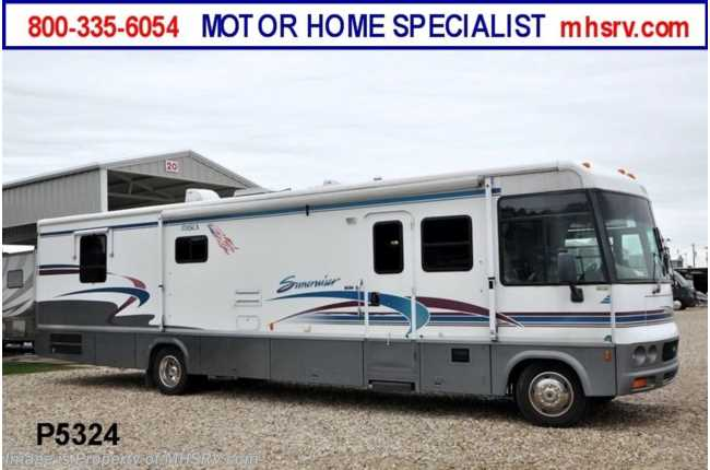 Used 2000 itasca suncruiser for Class a rv height