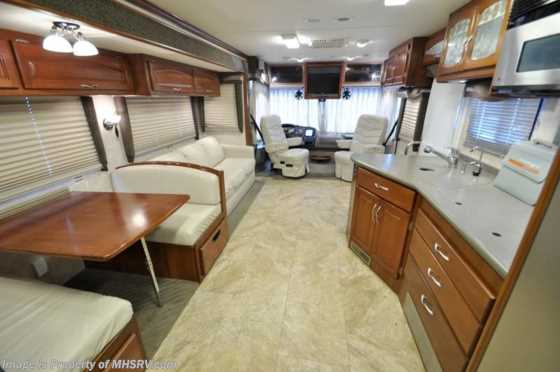 Used 2003 Fleetwood Pace Arrow W/2 Slides (35G) Used RV For Sale Floorplan