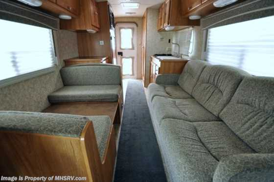 Used 2007 Safari Damara Sport (210) Used RV For Sale Floorplan