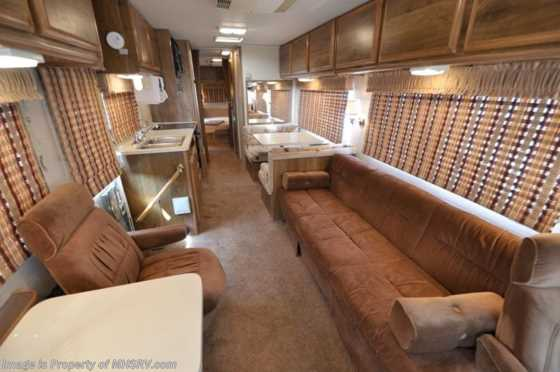 Used 1987 Fleetwood Bounder 34S RV For Sale Floorplan