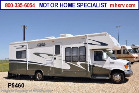 Used 2007 Forest River Forester W/ Slide (3160) Used RV For Sale For Sale by Motor Home Specialist available in Alvarado, Texas
