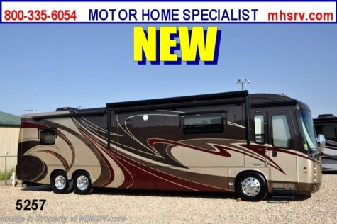 New 2013 Entegra Coach Aspire W/4 Slides/450HP/IFS - Luxury RV for Sale 42DEQ For Sale by Motor Home Specialist available in Alvarado, Texas