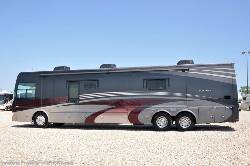 2013 thor motor coach rv tuscany 45lt bath 1 2 luxury rv for Thor motor coach rv for sale