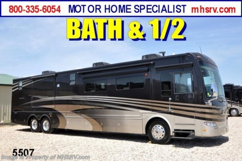 New 2013 Thor Motor Coach Tuscany 45LT Luxury Motorcoach for Sale For Sale by Motor Home Specialist available in Alvarado, Texas