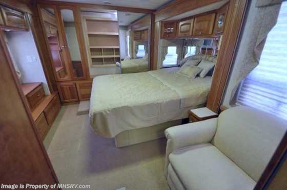 Used 2006 Newmar Dutch Star W/4 Slides (4024) Used RV For Sale Floorplan
