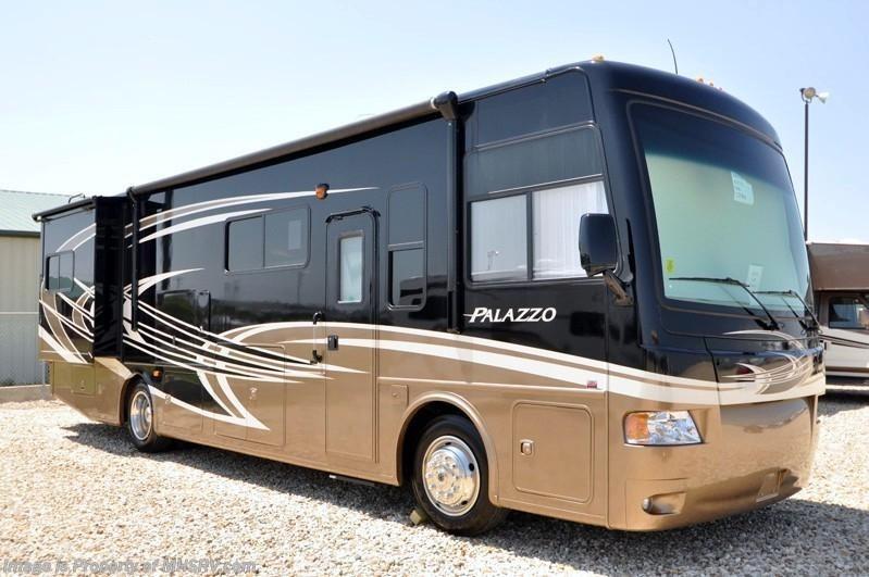 2013 thor motor coach rv palazzo 33 2 diesel rv for sale w for Thor motor coach rv for sale