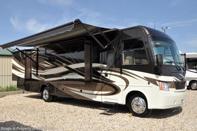 2013 thor motor coach rv challenger w 3 slides 37dt new rv for Thor motor coach rv for sale