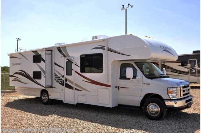 New 2013 thor motor coach chateau for Rv height