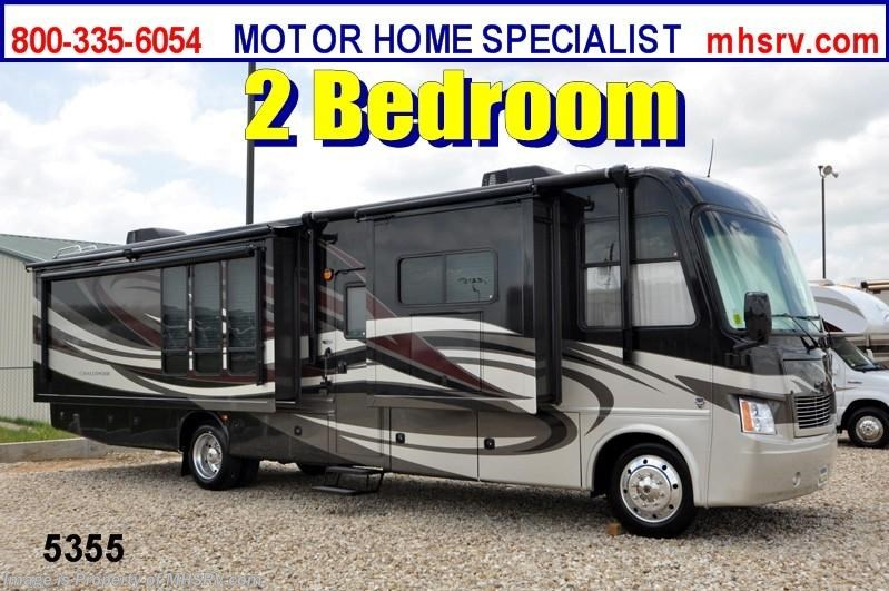 New 2013 Thor Motor Coach Challenger Used Rvs