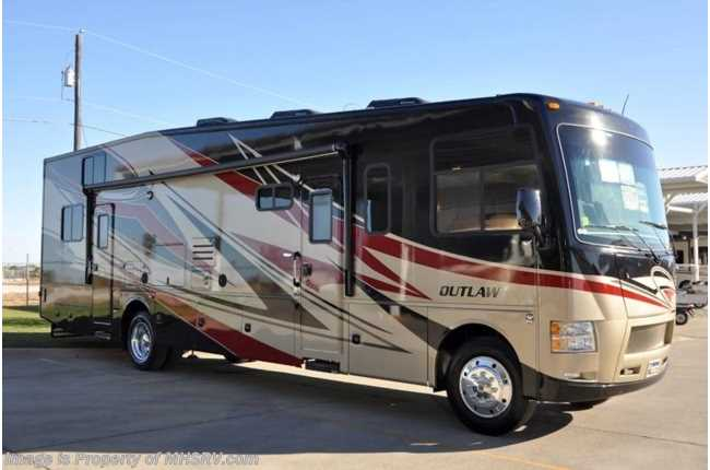 New 2013 thor motor coach outlaw for 2013 thor motor coach