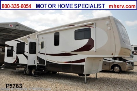 Used 2010 DRV Select Suites W/3 Slides (36KSSB) Used RV for Sale For Sale by Motor Home Specialist available in Alvarado, Texas