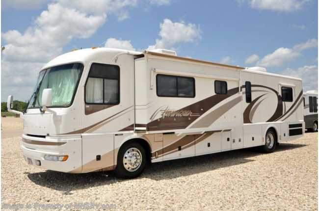 Used 2000 american coach american tradition for Rv height