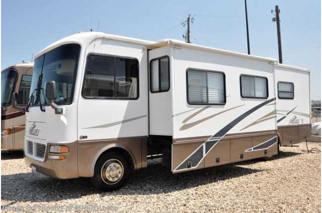 Used 2004 tiffin allegro for Class a rv height