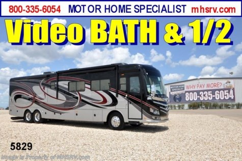 New 2013 Monaco Diplomat W/3 Slides-43DFT-RV for Sale For Sale by Motor Home Specialist available in Alvarado, Texas
