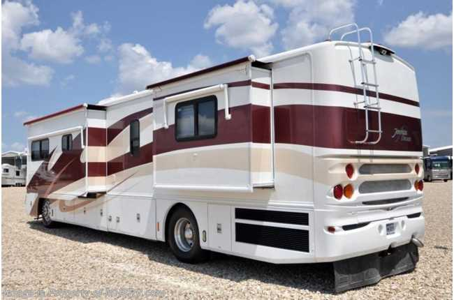 Used 2001 american coach american dream for Rv height