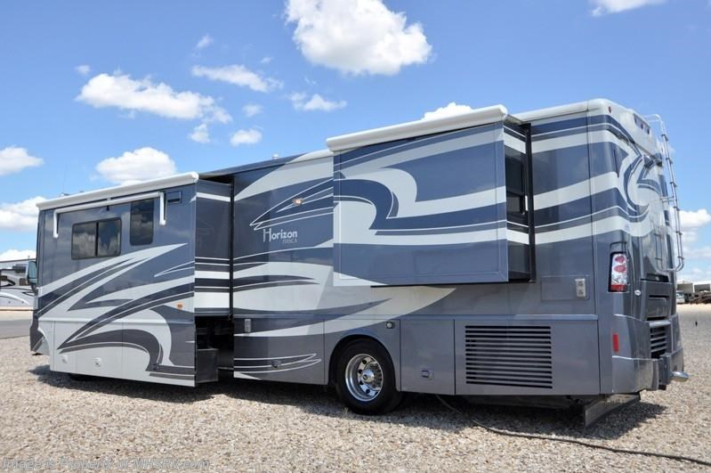 2006 itasca rv horizon 40fd w 4 slides used rv for sale for Motor homes for sale in texas