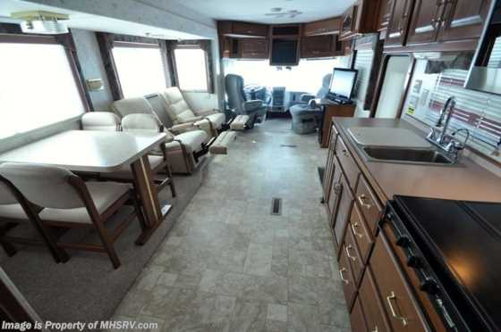 Used 1995 Newmar Kountry Star W/ Slide (SP3856) Used RV for Sale Floorplan