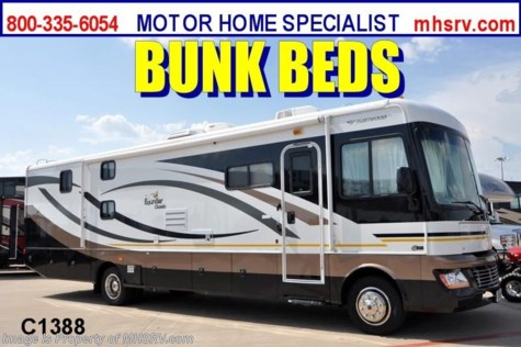 Used 2010 Fleetwood Bounder Classic Bunk House W/2 Slides RV for Sale For Sale by Motor Home Specialist available in Alvarado, Texas