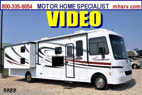 5888 2013 coachmen mirada w 2 slides 34bh bunk house for Motor home specialist inc alvarado texas