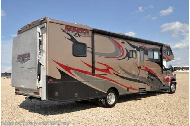 Used 2008 jayco seneca for Toy hauler motor homes