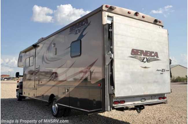 Used 2008 jayco seneca for Motorized toy hauler rv for sale