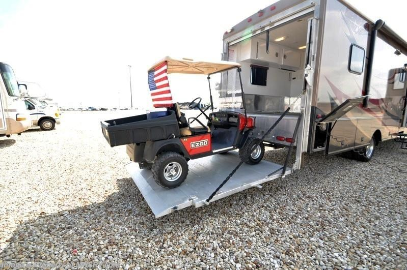 Innovative Jayco Seneca 35 ZX Toy Hauler For Sale In POOLER GA  RacingJunk Classifieds