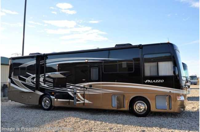 New 2013 Thor Motor Coach Palazzo