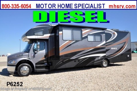 Used 2012 Jayco Seneca (36FK) W/2 Slides Used RV for Sale For Sale by Motor Home Specialist available in Alvarado, Texas