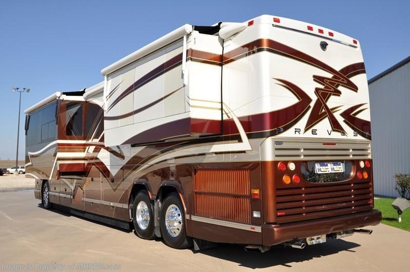 Used Motorhomes For Sale Texas >> 2007 Prevost RV Vantare (H3-45) W/2 Slides Luxury RV for Sale for Sale in Alvarado, TX 76009 ...