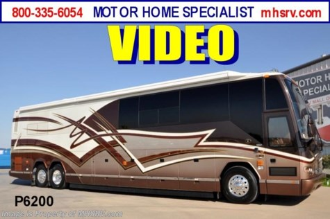 Used 2007 Prevost Vantare (H3-45) W/2 Slides Luxury RV for Sale For Sale by Motor Home Specialist available in Alvarado, Texas