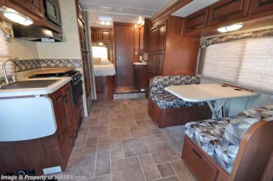 Used 2012 Forest River Solera (24S) W/Slide Used RV for Sale Floorplan